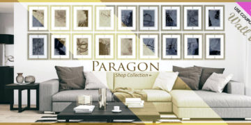 Paragon Wall At