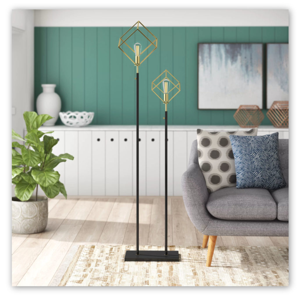 Wildwood Floor Lamps