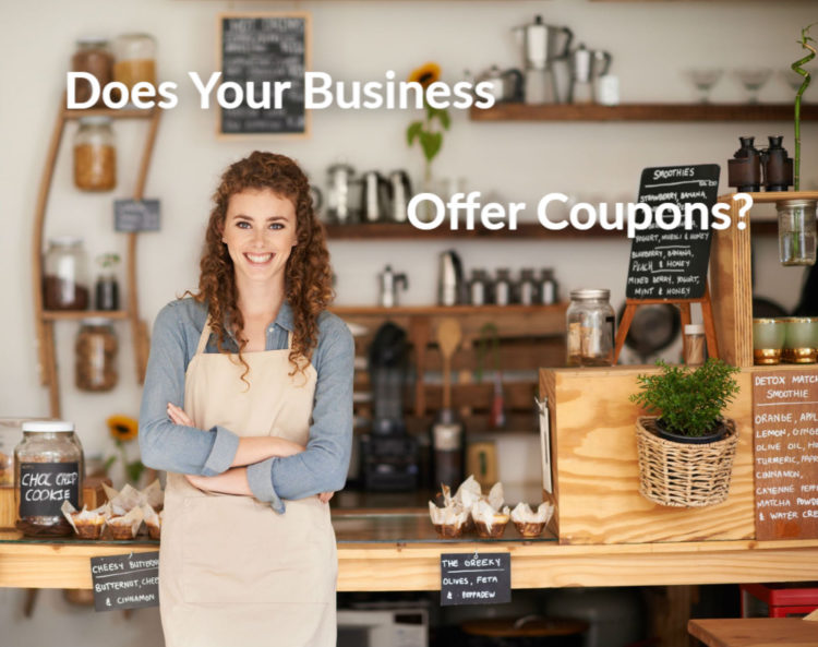 Does Your Business Offer Coupons