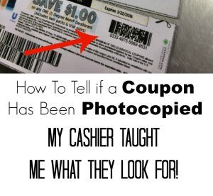 photocopy coupons